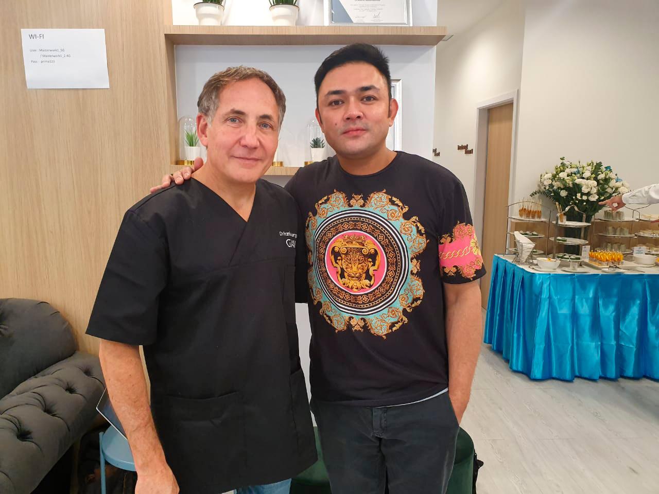 Bangkok paciente mitad chino mitad mexicano