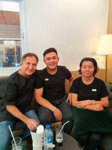 Bangkok pacientes Dr Frank Rosengaus