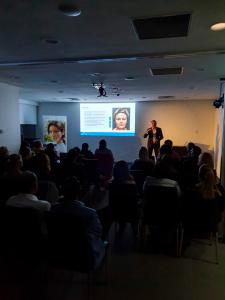 Conferencia en Adelaide, Australia
