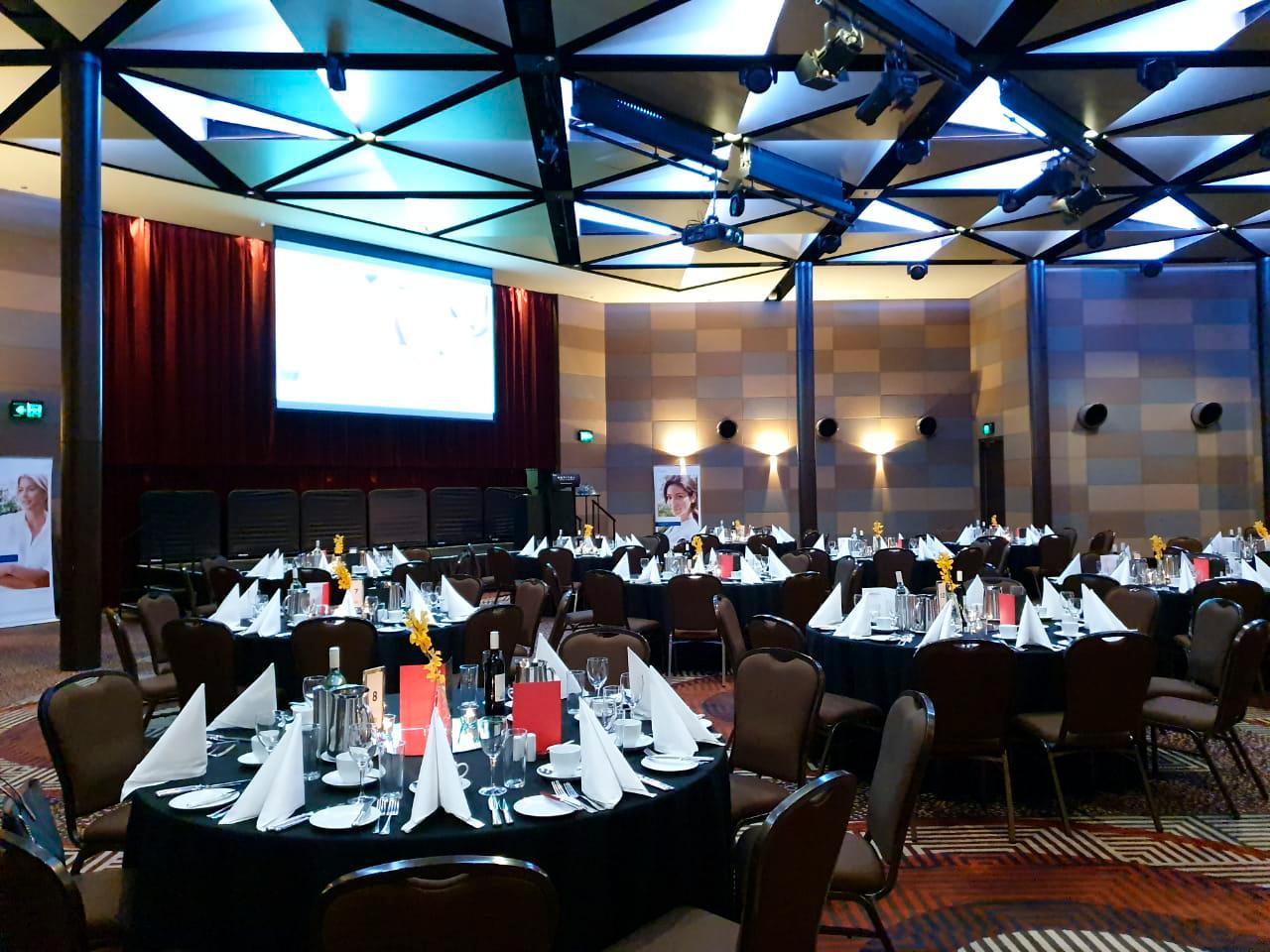 Lugar previo a mi conferencia Melbourne, Australia